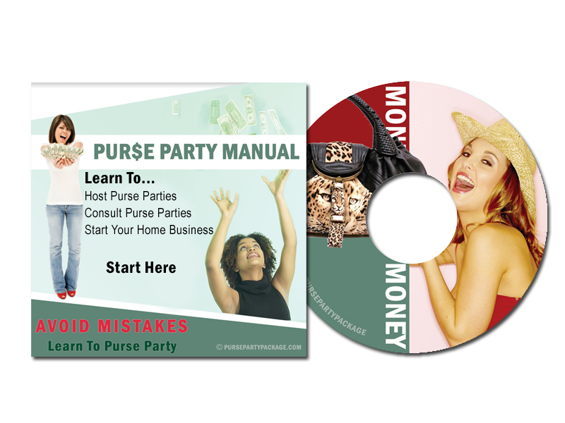 Purse Party Manual (Learn To Host & Consult Purse Parties)